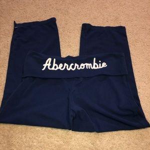 Abercrombie & Fitch Yoga Capris